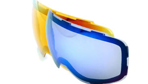 x-goggle linser